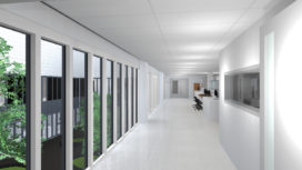 EGM ontwerpt Máxima Medisch Centrum