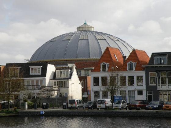 Haarlemse Koepelgevangenis transformeert tot universiteit