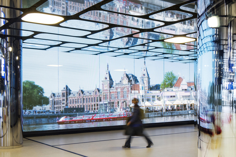 DvdA 2018: Amsterdam viert de Noord/Zuidlijn: Centraal Station