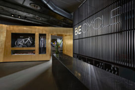 BeCycle Fitness Studio Berlijn – Lien Tran Interior Design & Götz + Bilchev Architekten