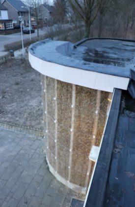 Mock up rosmalen vanaf het dak 275x420