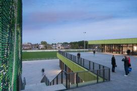 Sportpark Willem Alexander – MoederscheimMoonen Architects