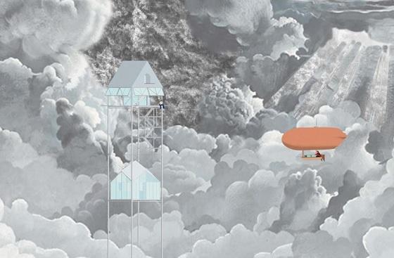Up Above kreeg de derde prijs in de competitie Fairy Tales