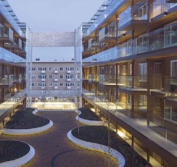 Noordblok Stadionplein Amsterdam de Architect februari 2017