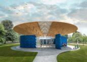 Serpentine Pavilion 2017 wordt ontworpen door Diébédo Francis Kéré