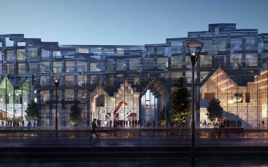 House of Delft door Frits van Dongen