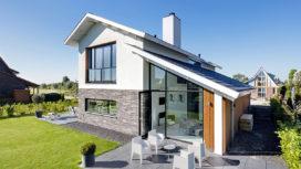 Modern woonhuis nieuwkoop u2013 bnla architecten de architect
