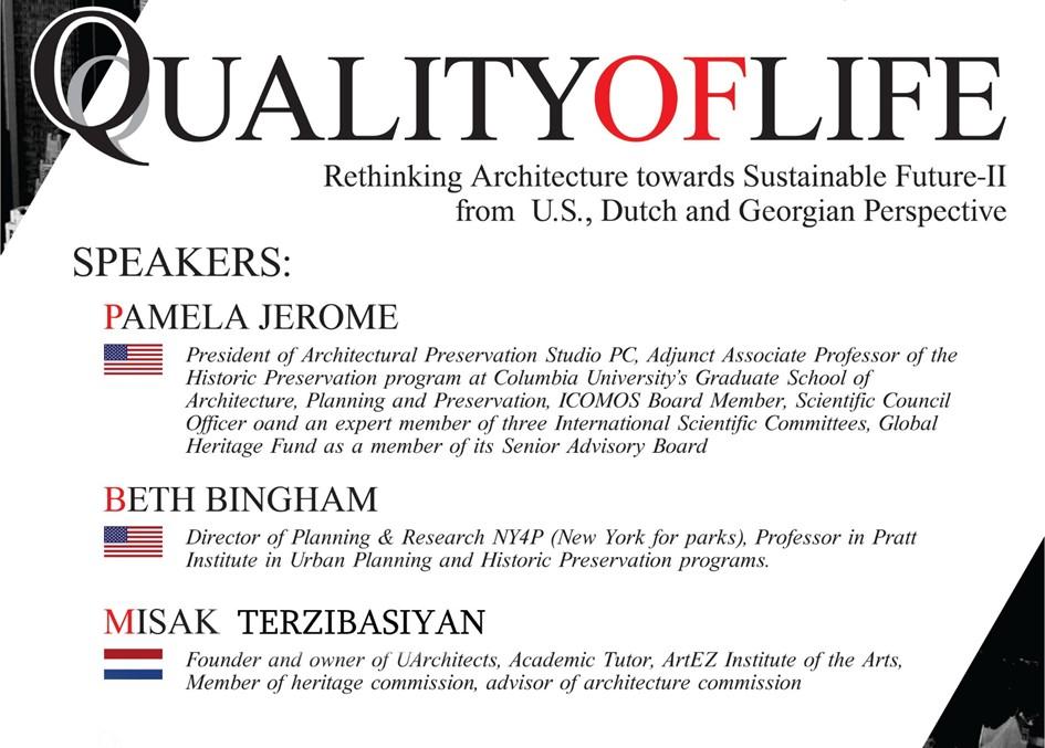 Tbilisi 2016 Quality of Life Rethinking Architecture Towards Sustainable Future Blog Misak Terzibasiyan UArchitects
