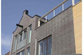 Vormbaarheid aluminium zorgt voor karakteristieke dak- en geveldetaillering