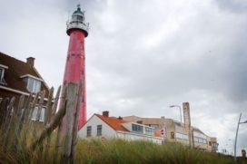 Controverse rond gebied Scheveningse vuurtoren