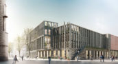 De Zwarte Hond ontwerpt woningen Kerkplein Arnhem