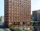 KOW ontwerpt studentenwoningen Leemansplein Den Haag