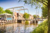 Discussie rond brugwachtershuisje Hambrug Delft