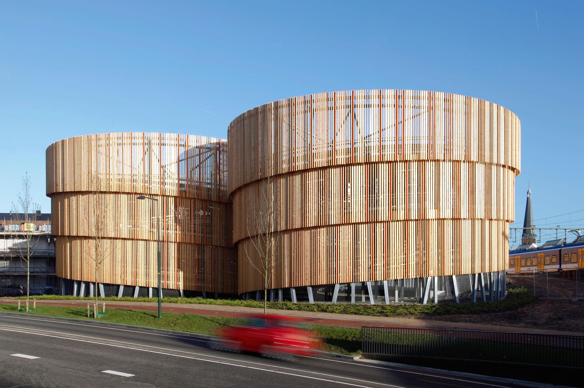 Silo Meubels Zutphen : P r parkeergarage zutphen u moederscheimmoonen de architect