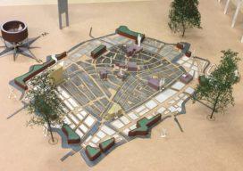 NOV'82 Architecten wint met VisiteKaart tijdelijke inrichting Stationsplein