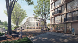 The Hudsons zorgt voor meer woonruimte in Rotterdamse Bospolder