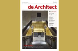 de Architect maart 2017 is uit