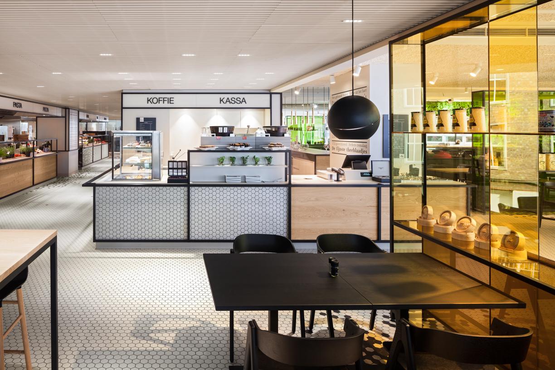 The Kitchen Bijenkorf Utrecht- i29 interior architects - De Architect
