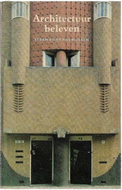 Boek Architectuur Beleven door Steen Eiler Rasmussen