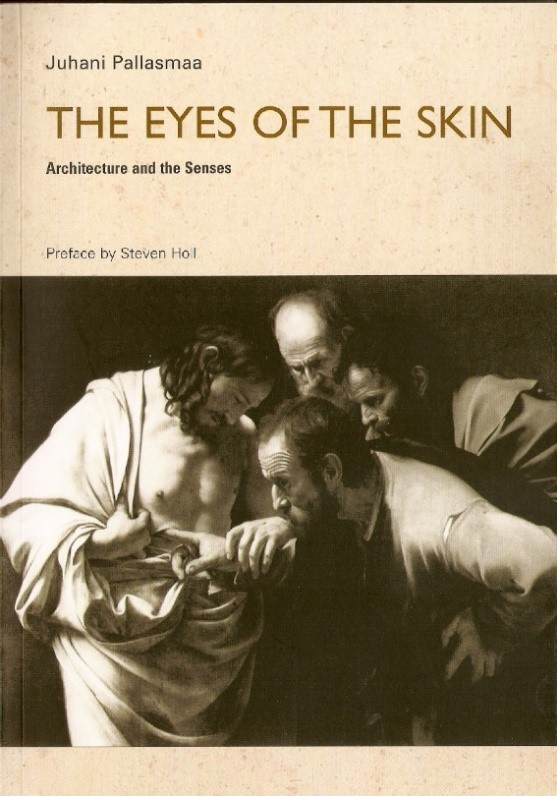 Boek The Eyes of the Skin door Juhani Pallasmaa