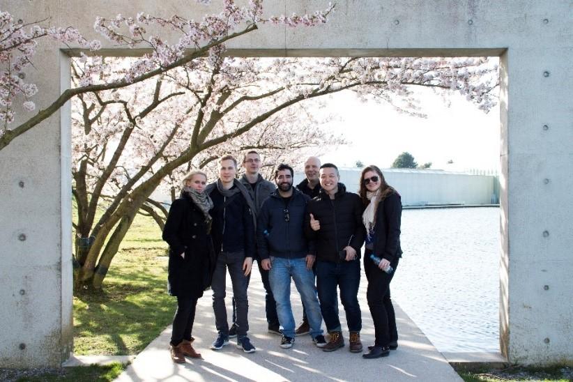 Het team van UArchitects
