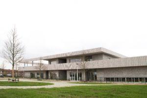 ARC17 Architectuur: IKC De Geluksvogel Maastricht – UArchitects