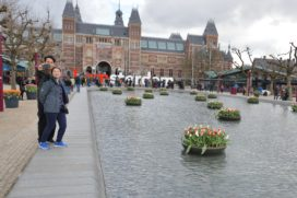 Bezettingsgraad Amsterdamse hotels in top drie Europa