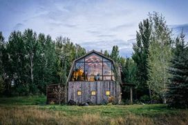 Blog – Barnitecture Teton Range Wyoming