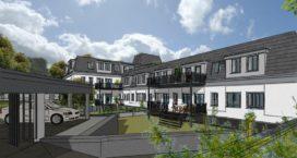 Kantoor Dalstaete in Zeist wordt appartementencomplex