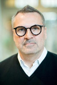 IABR Curator Vlaams Bouwmeester Leo Van Broeck. Foto Katrijn van Giel