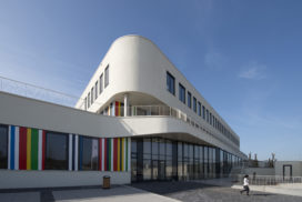 ARC17 Architectuur: Rivers International School Arnhem – LIAG