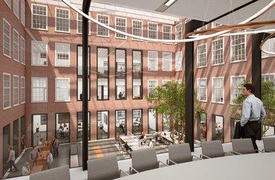 <p>Stadhuis Leiden – vergadercentrum</p>