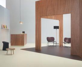 Prijzen Linoleum Vloer : Marmoleum cocoa van forbo in de prijzen de architect