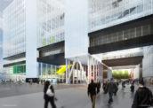 Transformatie van VROM tot Rijnstraat 8 door OMA