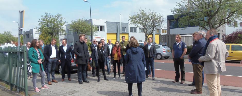 Havengebied Plaspoelpolder in Rijswijk staat centraal tijdens Transformatieplein 2017