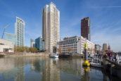 Rotterdam wil 50.000 woningen bijbouwen