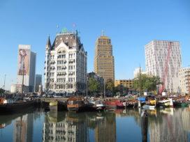 Rotterdam richt Climate Adaptation Academy op