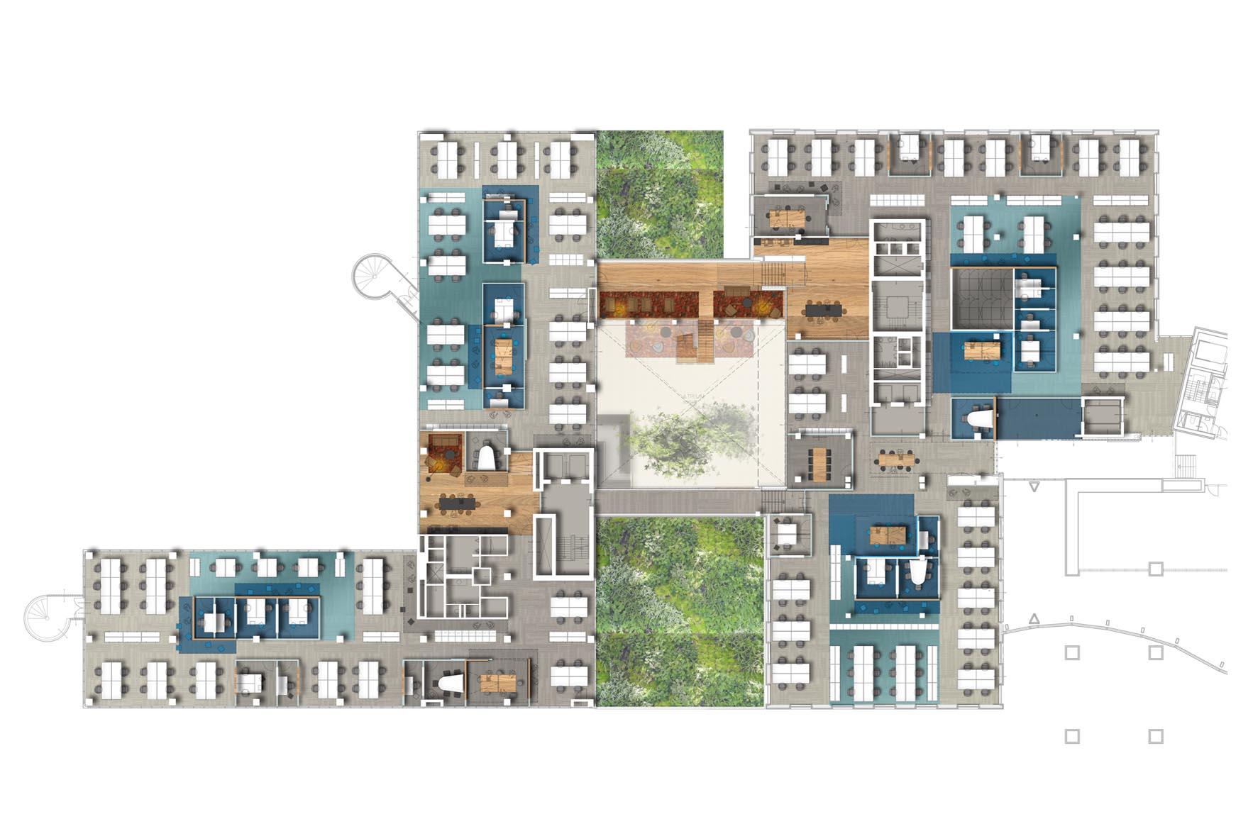 <p>beeld: OTH architecten</p>