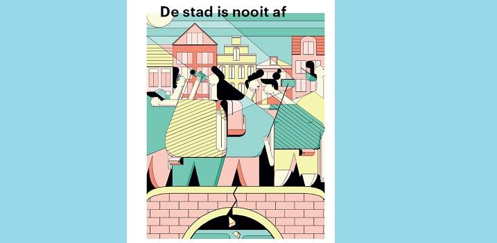 De Stad is nooit af-Amsterdamse Kunstraad