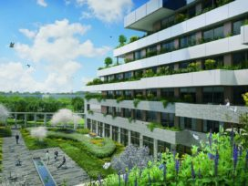 Leidsche Rijn Utrecht krijgt complex met 125 woningen