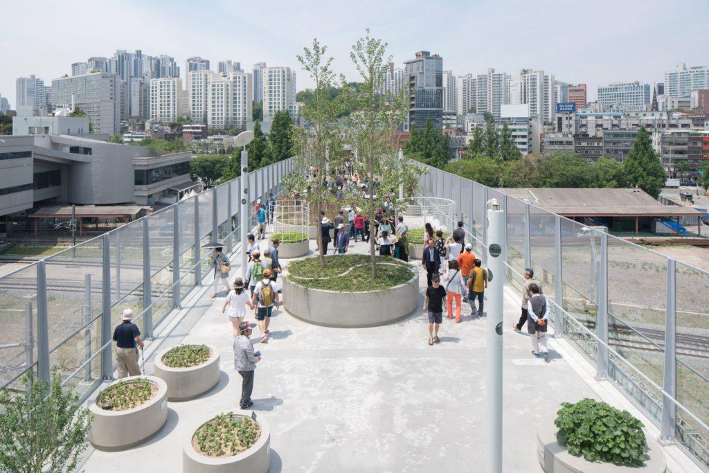 MVRDV Highline Seoul