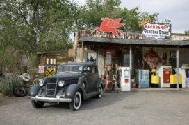Blog – Detail 22: De auto en het gebouw