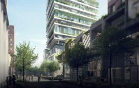 Amsterdam gunt Heijmans en jonge architecten woningbouw Sloterdijk Centrum