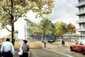 KettingHuls ontwerpt Atriumterrein Kerkrade
