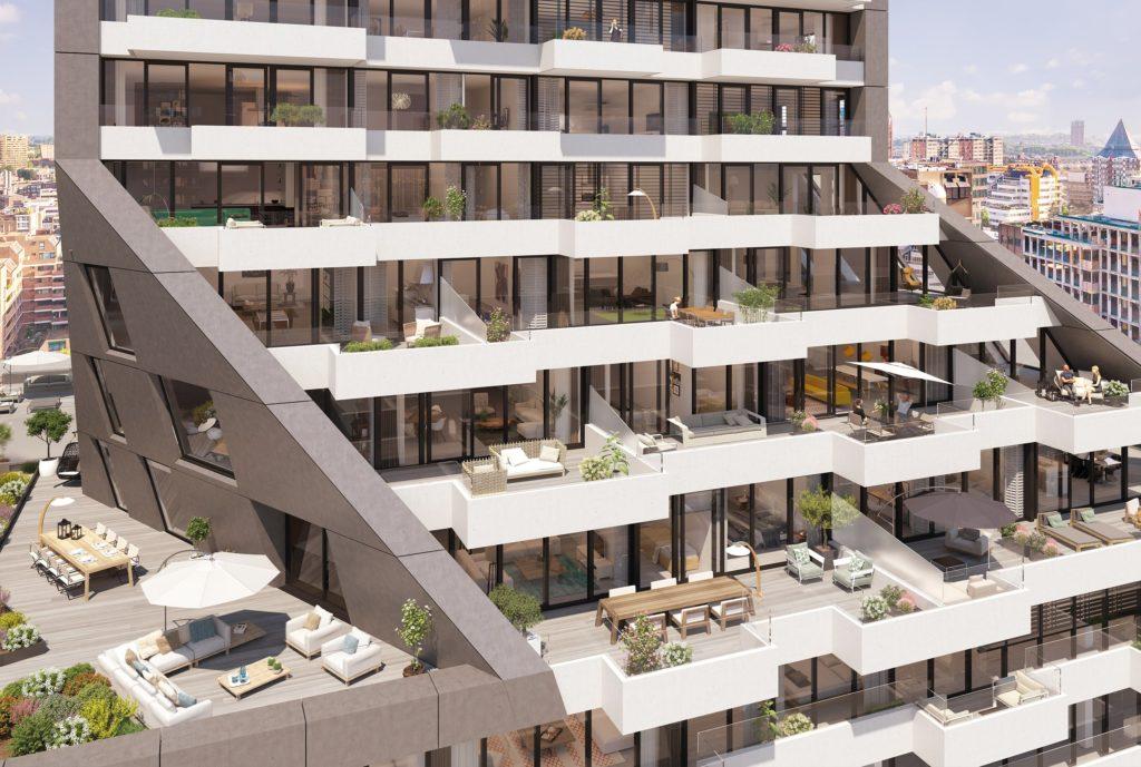 The Muse Rotterdam Barcode Architects