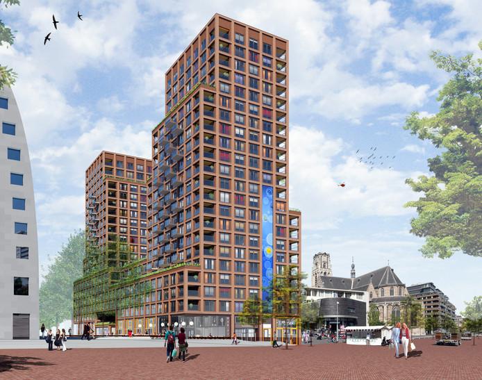 Rotta Nova Rotterdam door Sjoerd Berghuis