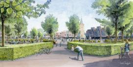 HOSPER wint met 'overtuinen' prijsvraag Marktplein Ede