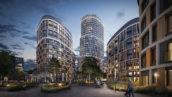 LEVS ontwerpt Forum City in Jekaterinburg Rusland