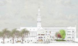 Stadhuis Leiden wordt 'Hof van Leiden'