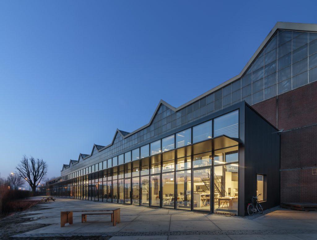 Herbestemming Werkspoorkathedraal   MONK architecten (Foto: Peter Cuypers)